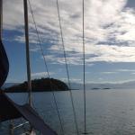 Vista Ilha da Bexiga